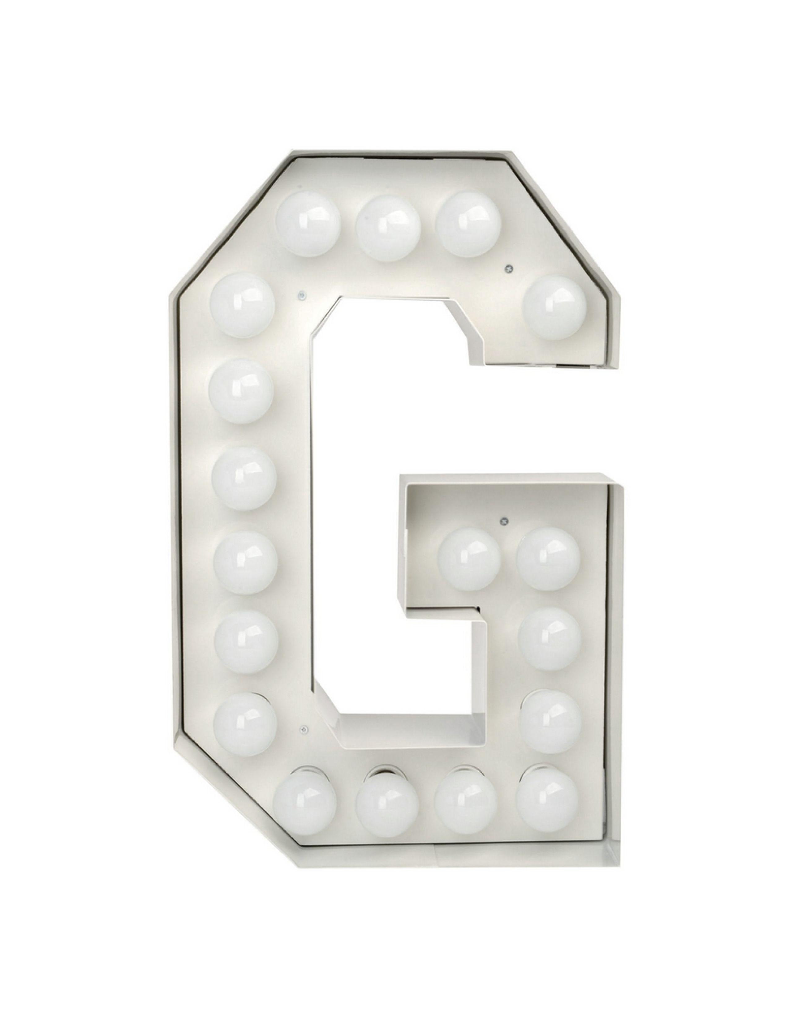 Seletti VEGAZ LED verlichting G