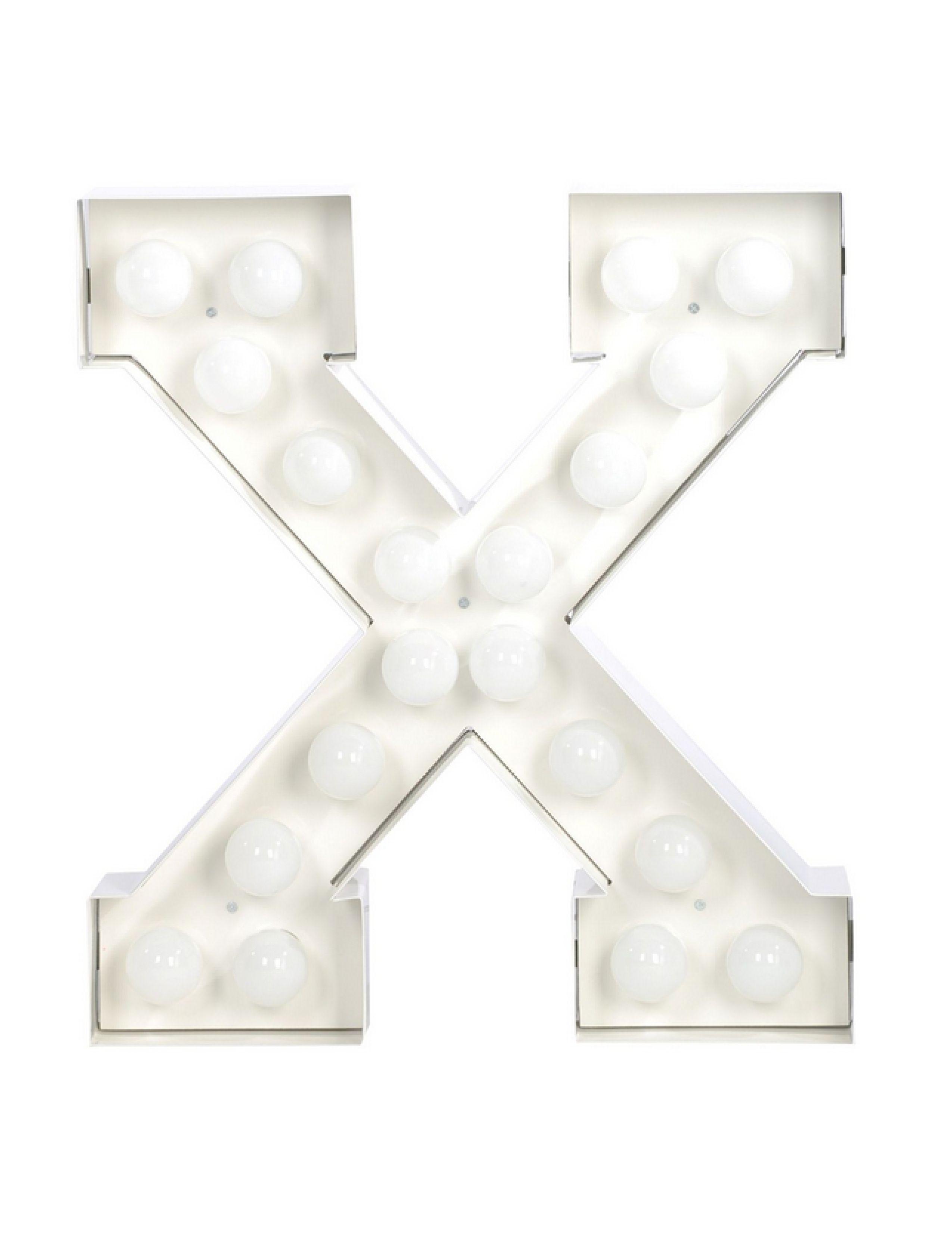 Seletti VEGAZ LED verlichting X