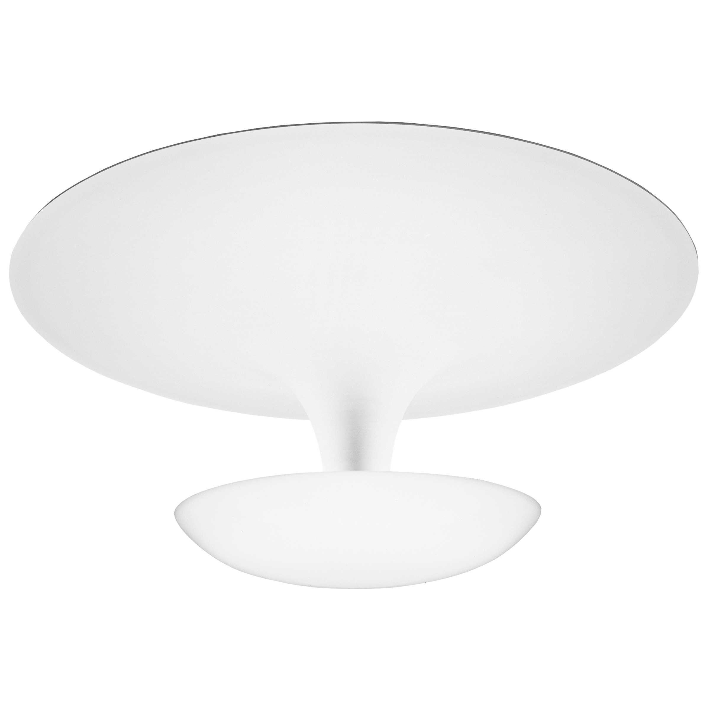 Vibia Funnel plafondlamp large wit