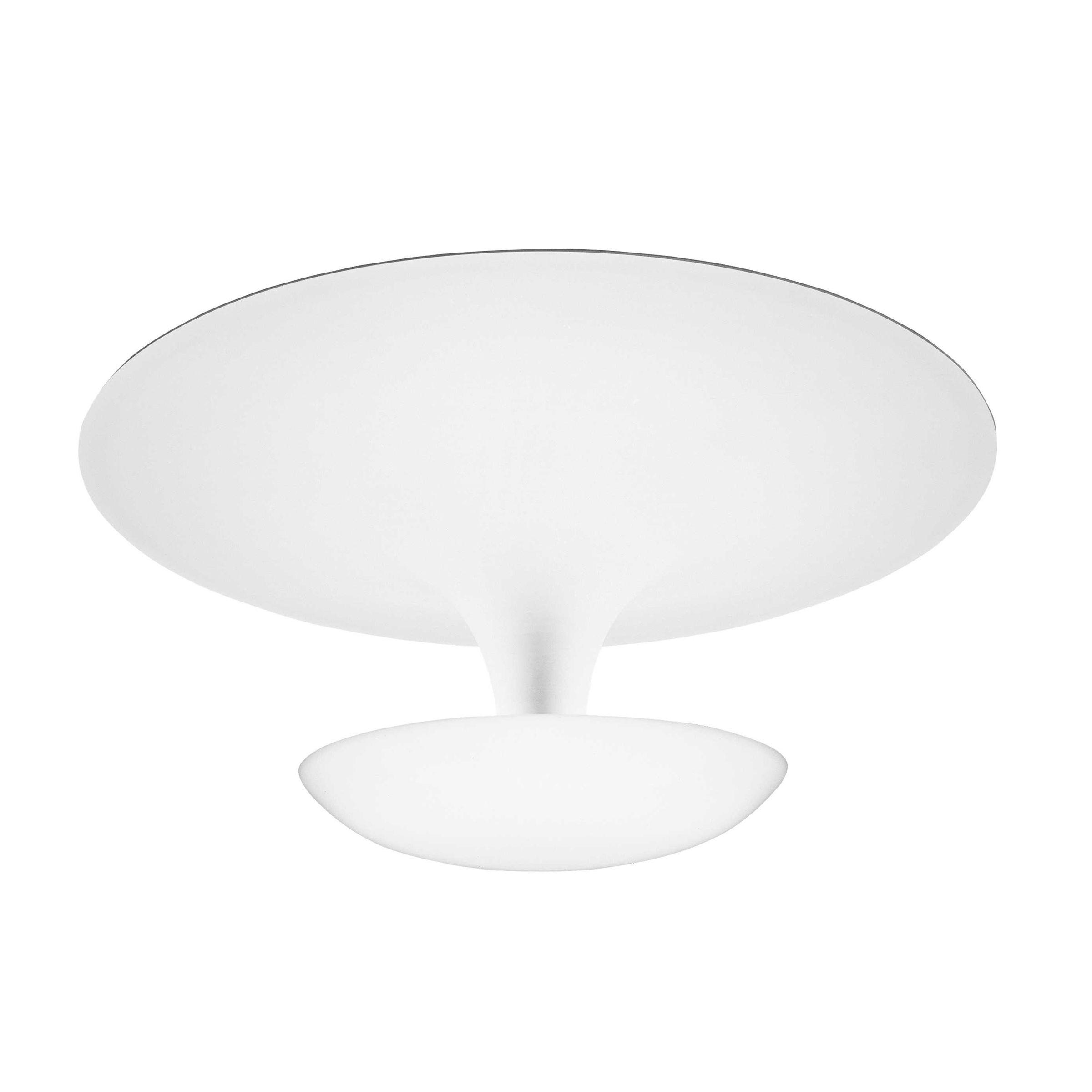 Vibia Funnel plafondlamp medium wit