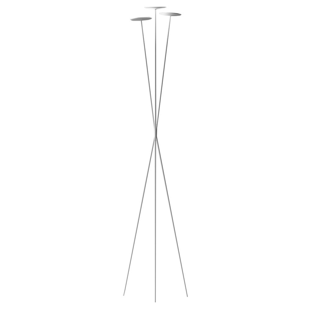 Vibia Skan vloerlamp 0260 LED wit
