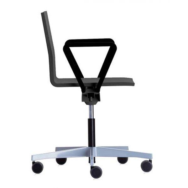 Vitra .04 bureaustoel zwart kopen