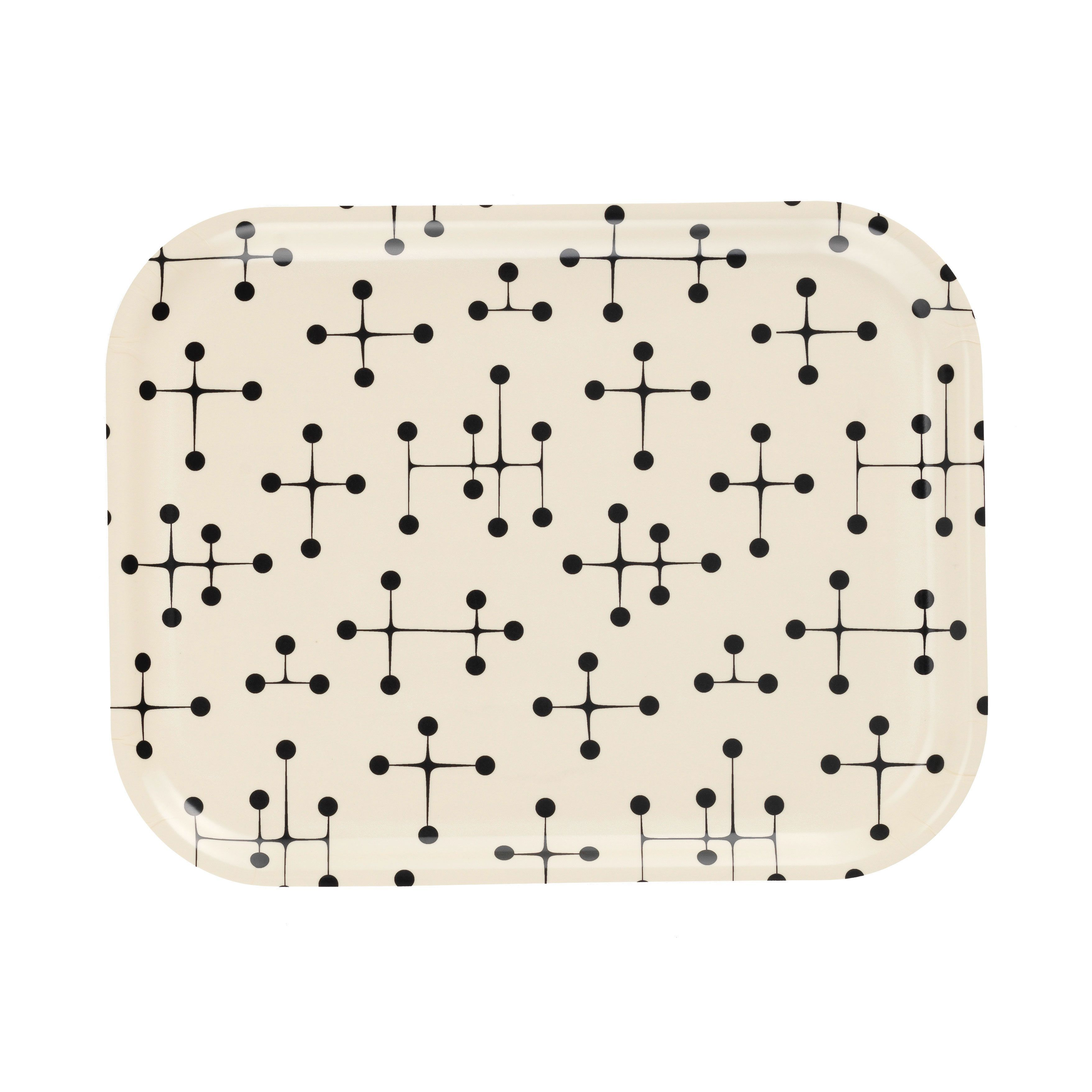 Vitra Classic Tray Dot Pattern dienblad medium kopen