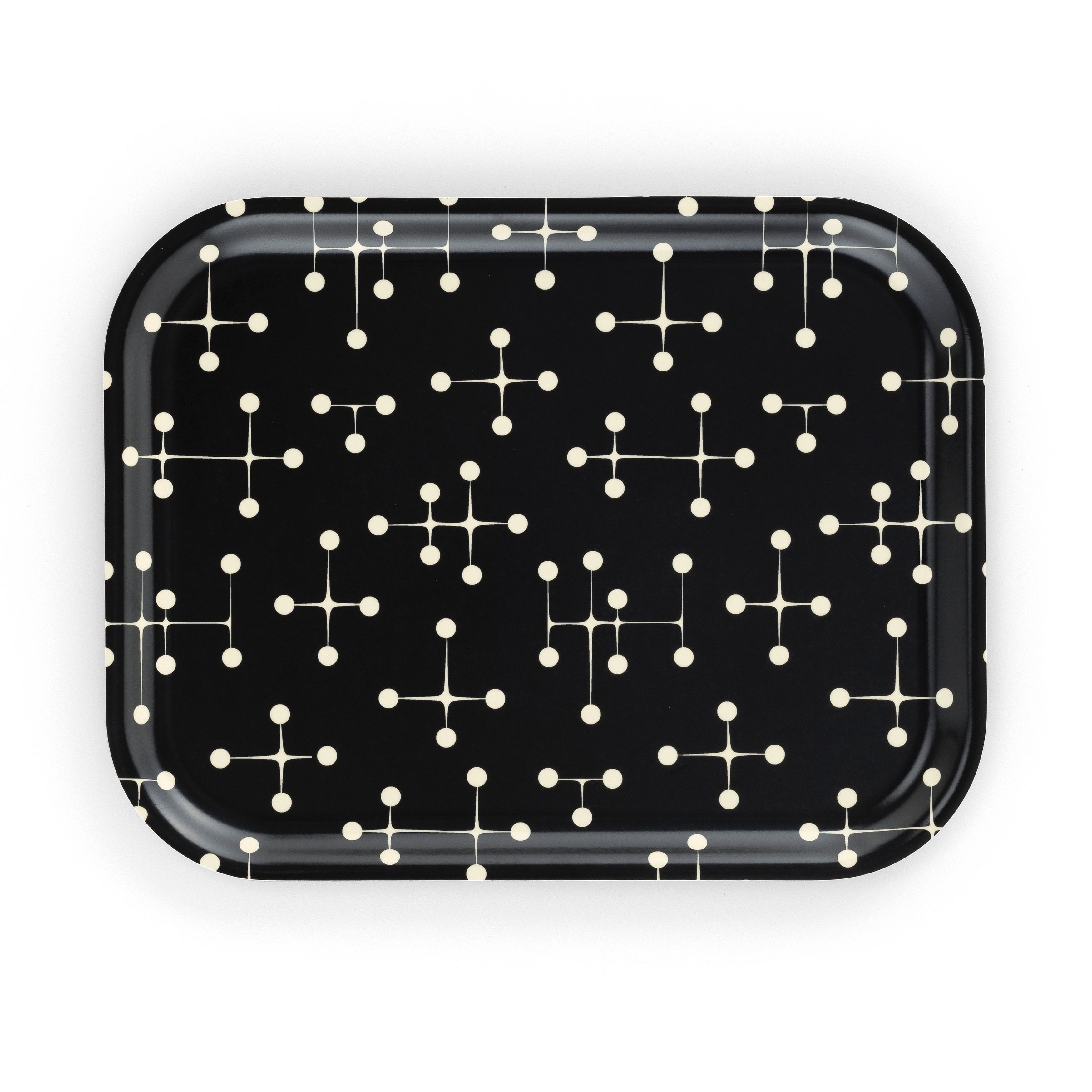 Vitra Classic Tray Dot Pattern Reverse dienblad medium kopen