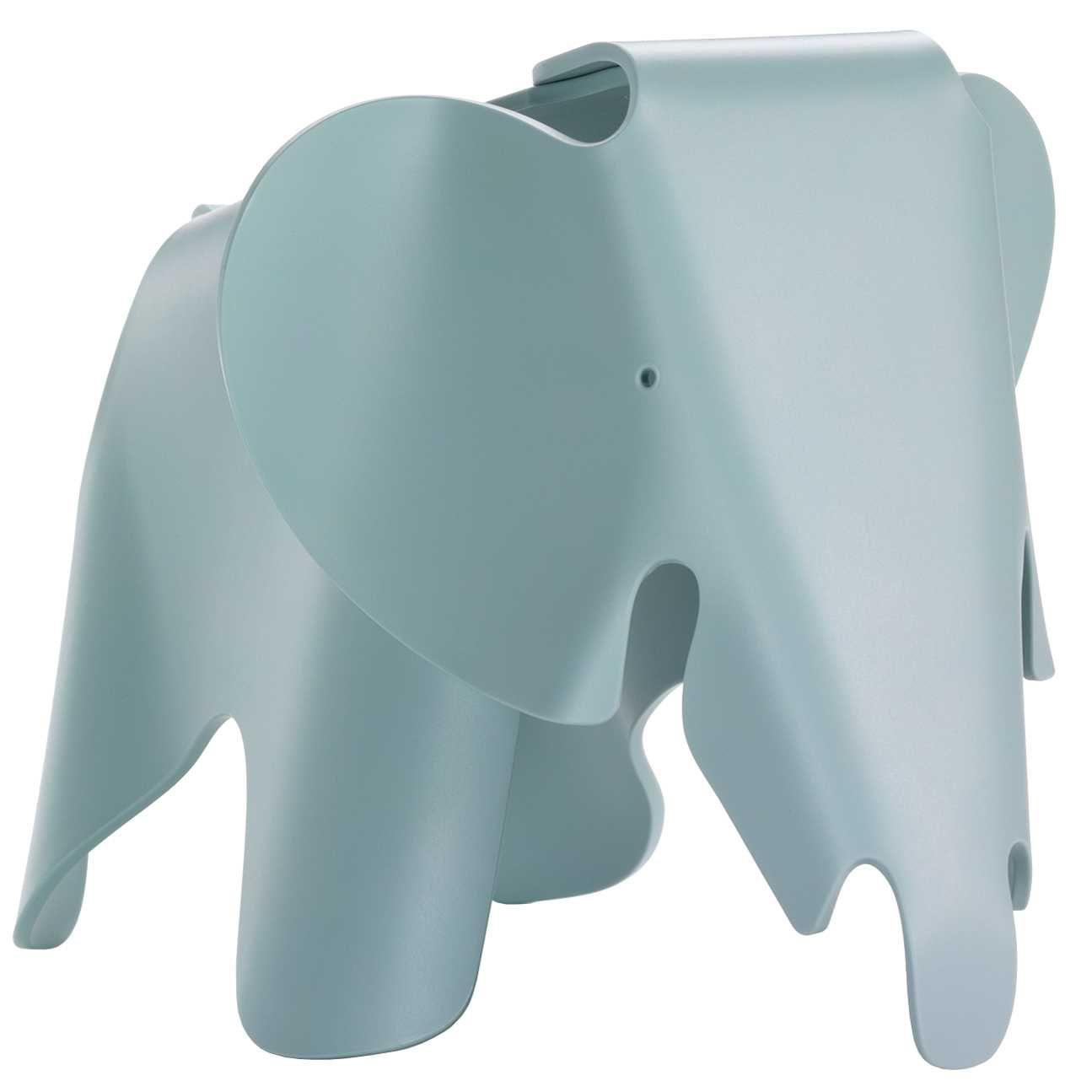 Vitra Eames Elephant kinderstoel ijsgrijs kopen
