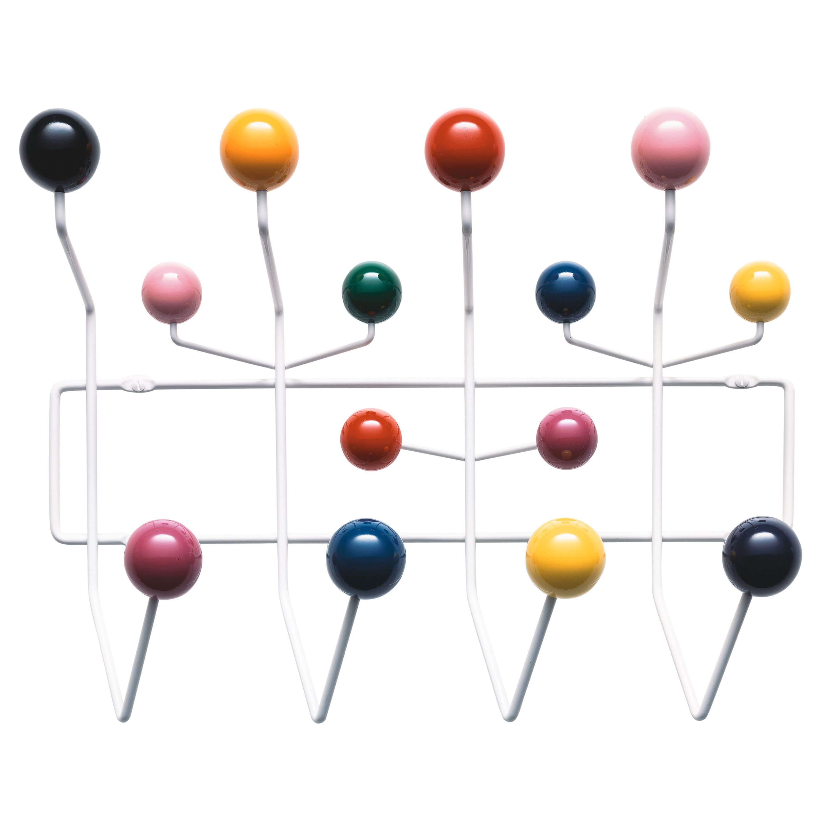 Vitra Hang it all kapstok multicolour