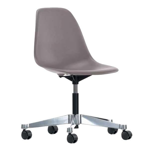 Vitra PSCC bureaustoel mauve grijs kopen
