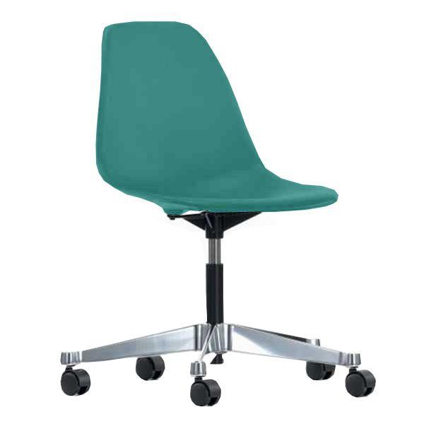 Vitra PSCC bureaustoel oceaanblauw kopen