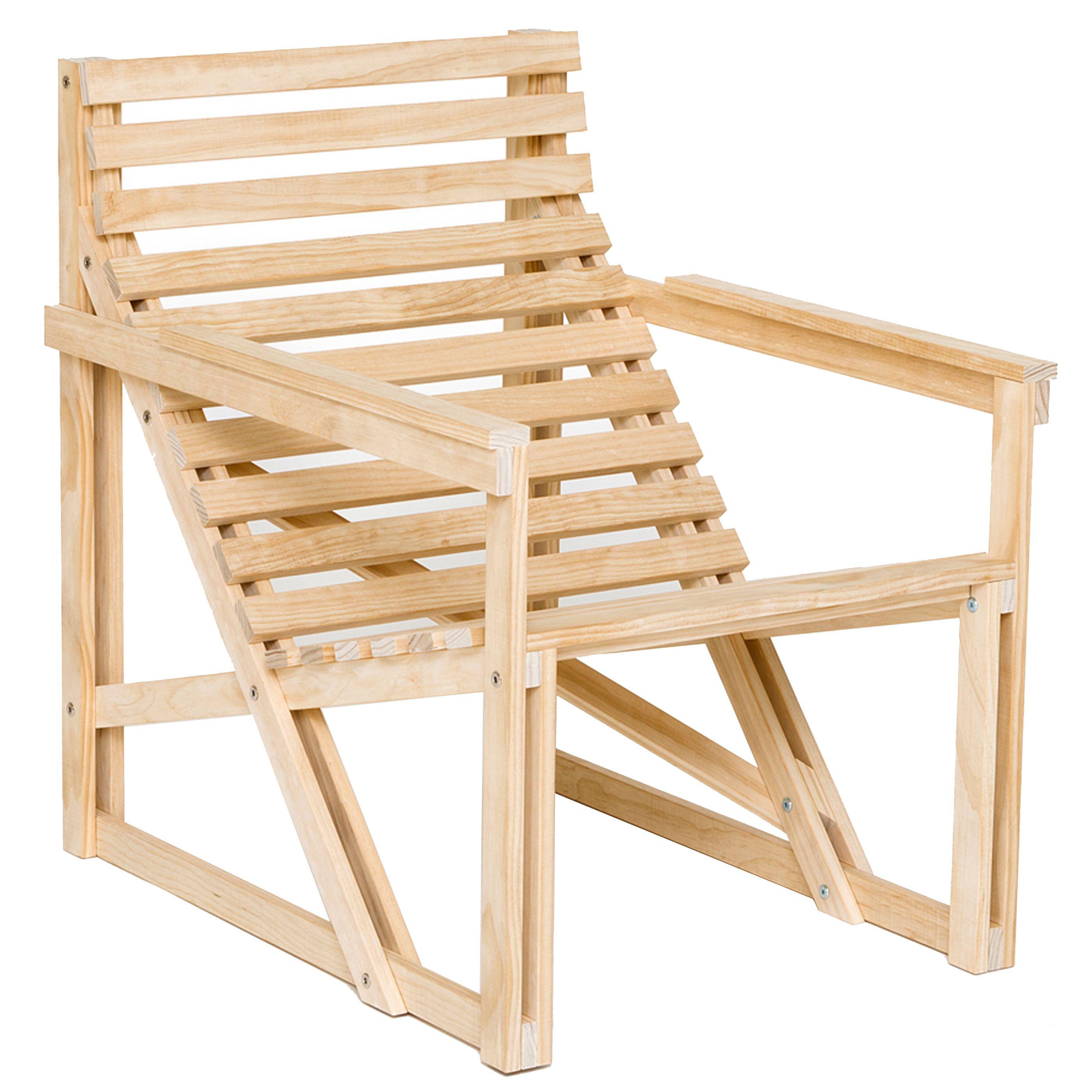 Weltevree Patio fauteuil naked kopen