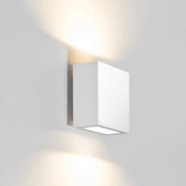 Wever Ducré Central Up/Down wandlamp LED wit