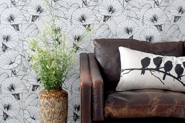 Behang Ferm Living : Leuk kinderkamer behang interieur inrichting
