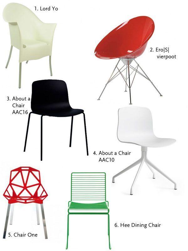 4 Nieuwe Eetstoelen.Inspiratie Voor Nieuwe Design Eetkamerstoelen Advies