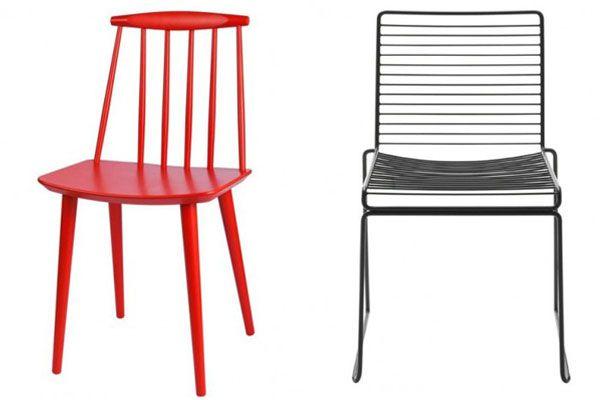 Inspiratie voor nieuwe design eetkamerstoelen