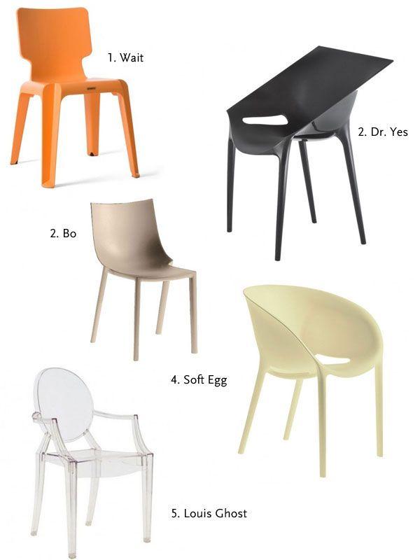 Inspiratie voor nieuwe design eetkamerstoelen - Advies