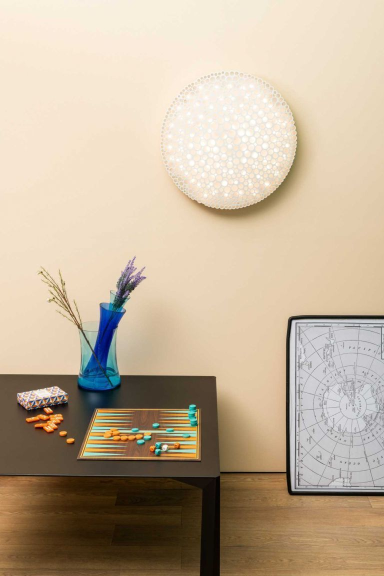 Artemide Calipso plafondlamp LED dimbaar via smartphone