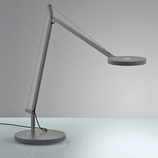 Artemide Demetra bureaulamp LED antraciet grijs 2700K - warm wit