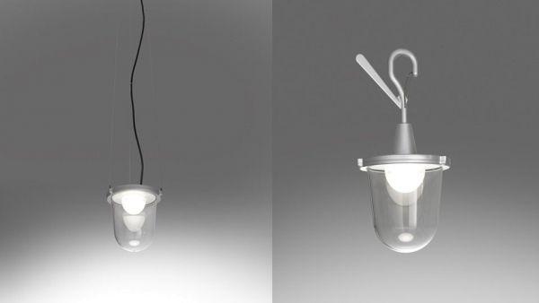 Artemide Tolomeo Lampione outdoor hanglamp LED