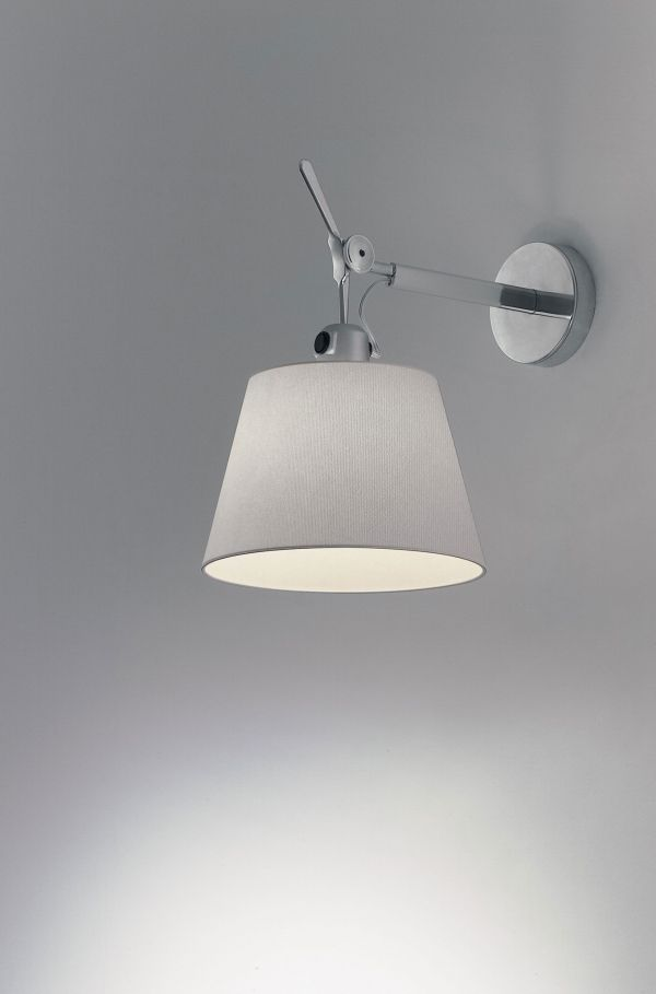 Artemide Tolomeo Parete diffuser wandlamp 18 cm