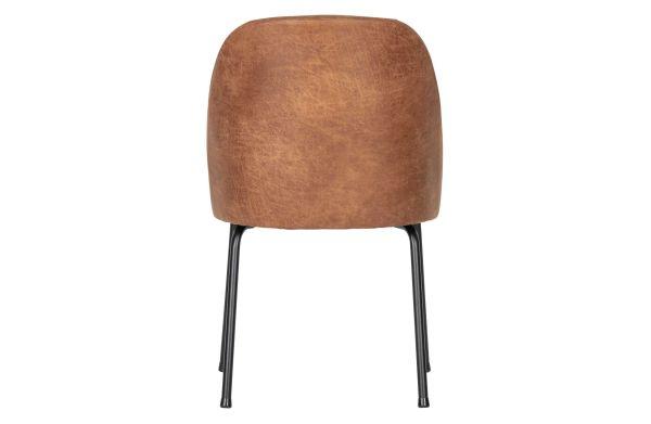 BePureHome Vogue eetkamer stoel leer