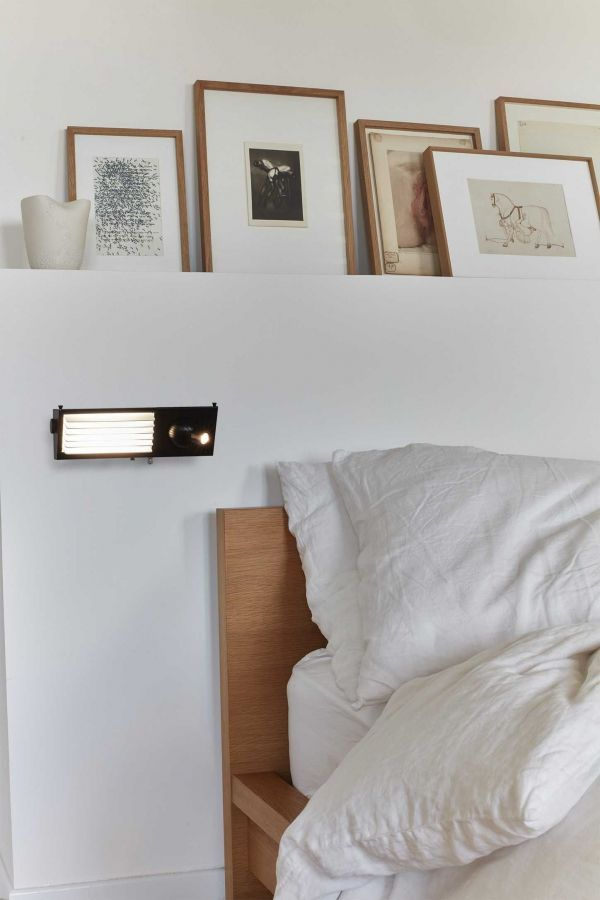 DCW éditions Biny Bedside bedlamp links LED