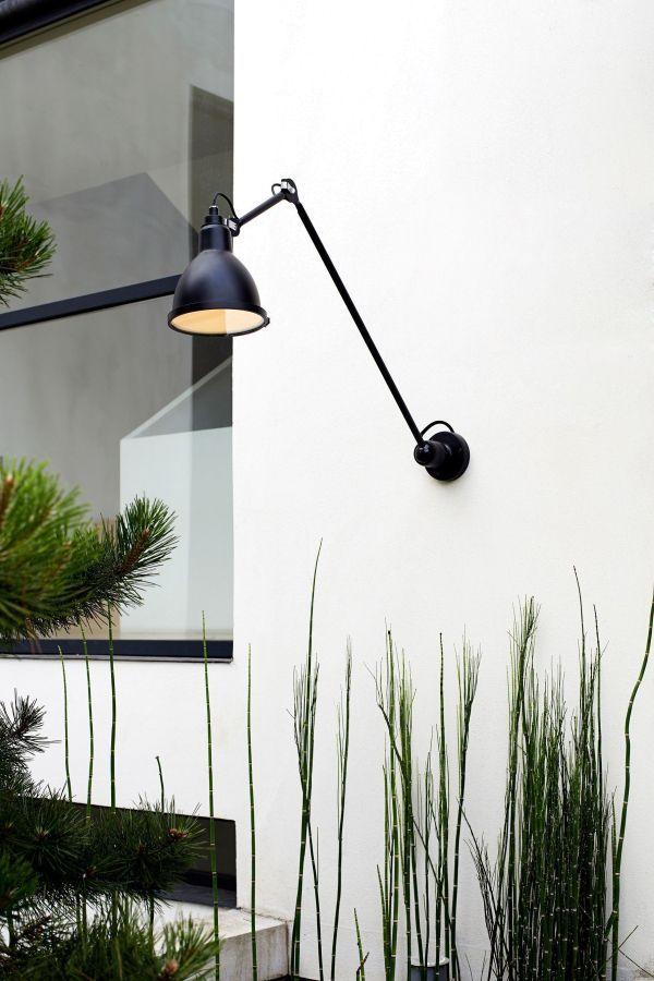 DCW éditions Lampe Gras N304 XL 90 Outdoor wandlamp