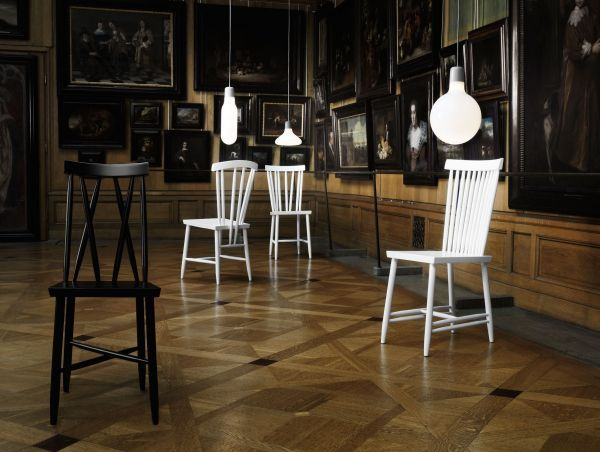 Design House Stockholm Form Pendant Cone hanglamp