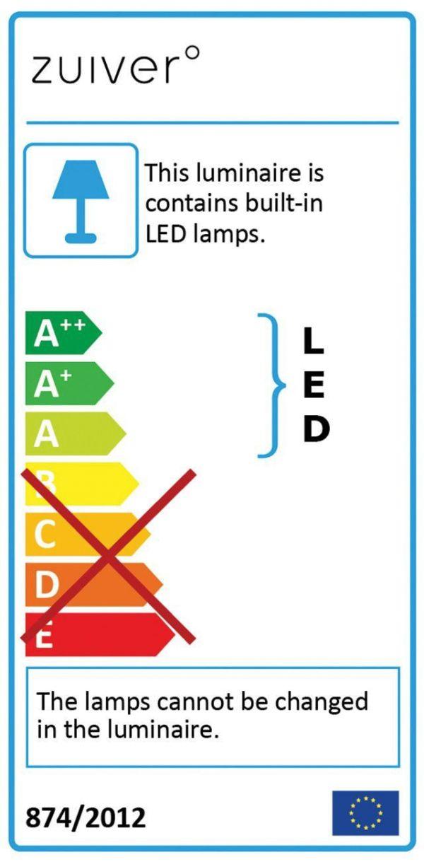 Zuiver LED-it-be vloerlamp LED