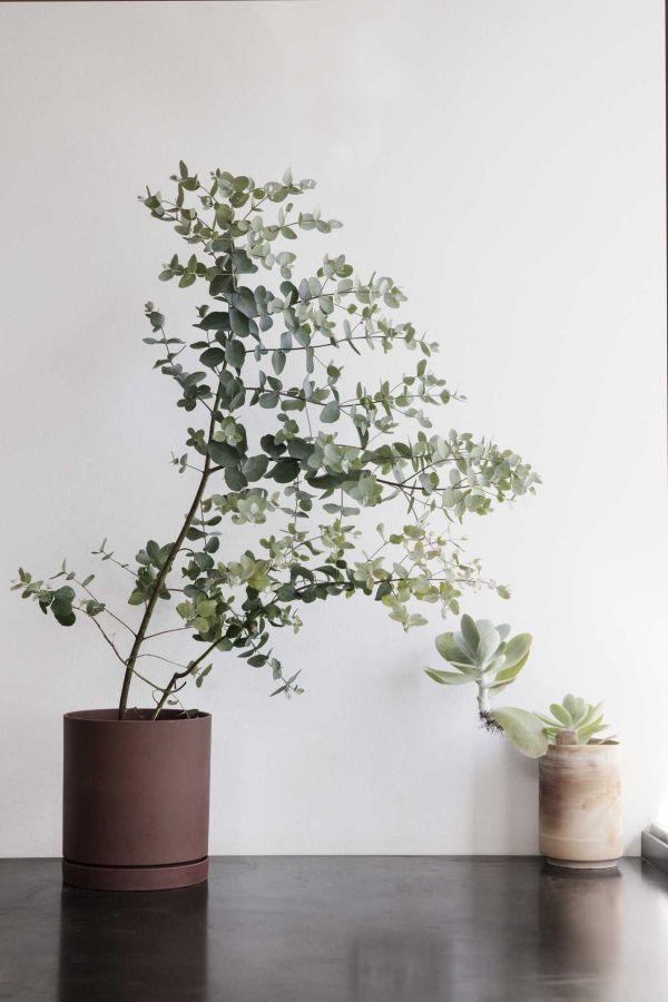 Ferm Living Sekki plantenbak medium