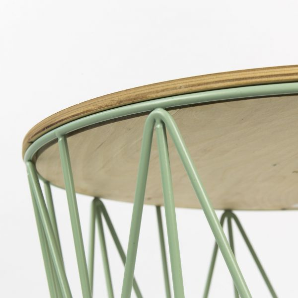 Ferm Living Wire Basket deksel opbergmand medium