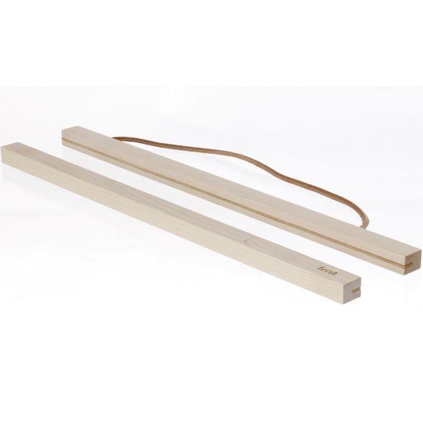 Ferm Living Wooden frame esdoorn large