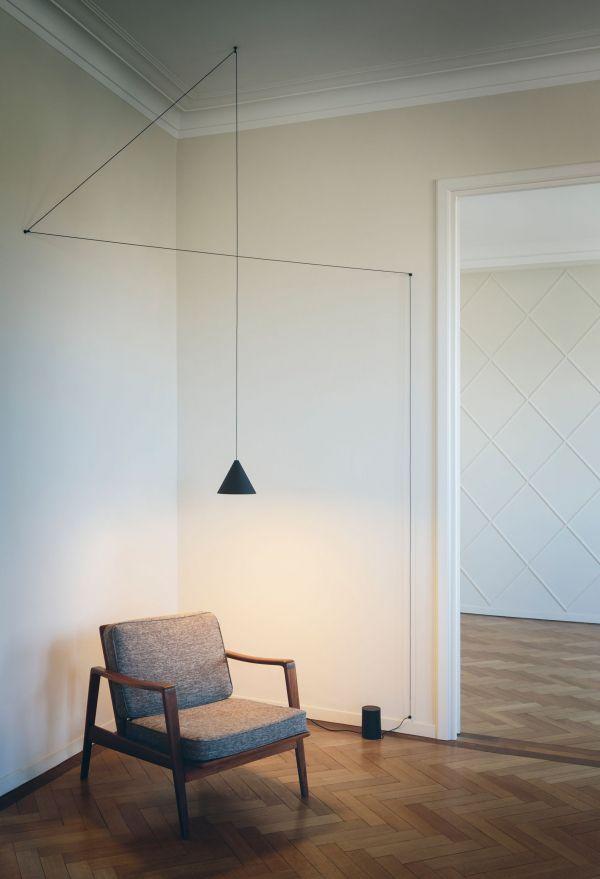 Flos String Lights Cone hanglamp LED