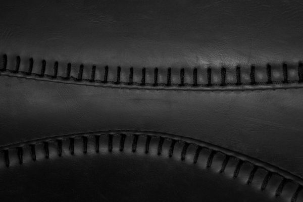 Dutchbone Outlet - Franky barkruk 80cm zwart