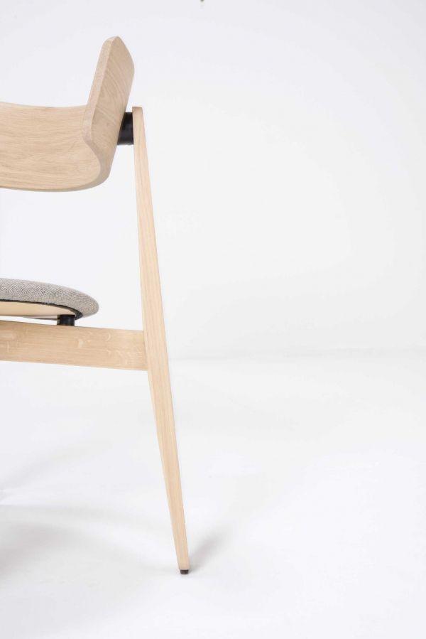 Gazzda Nora Main Line Flax Bar Chair barkruk zonder rugleuning