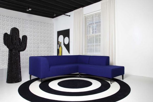 Gelderland 7950 Allure bank 2,5-zits met chaise longue links