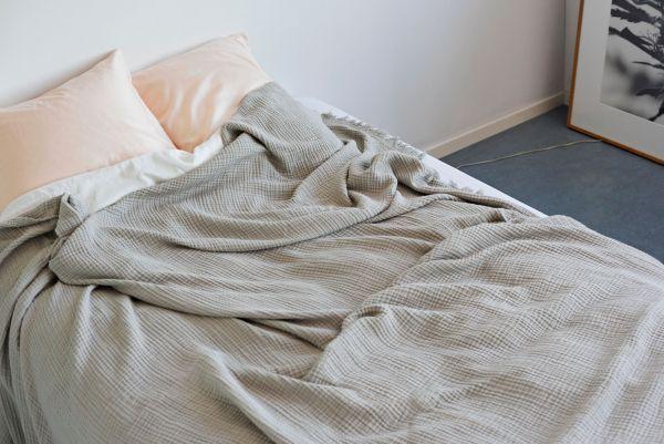 Hay Crinkle bedsprei
