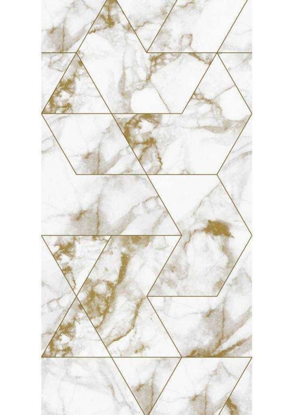 KEK Amsterdam Marble Mosaic behang