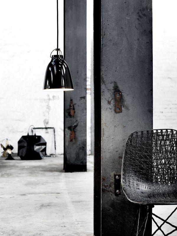 Lightyears Caravaggio Blackblack hanglamp