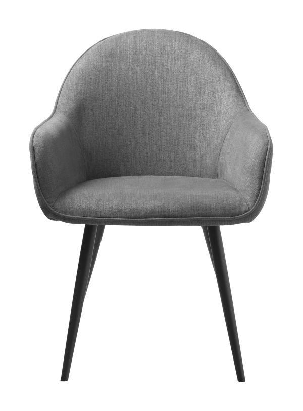 Livingstone Design Weber stoel met armleuning