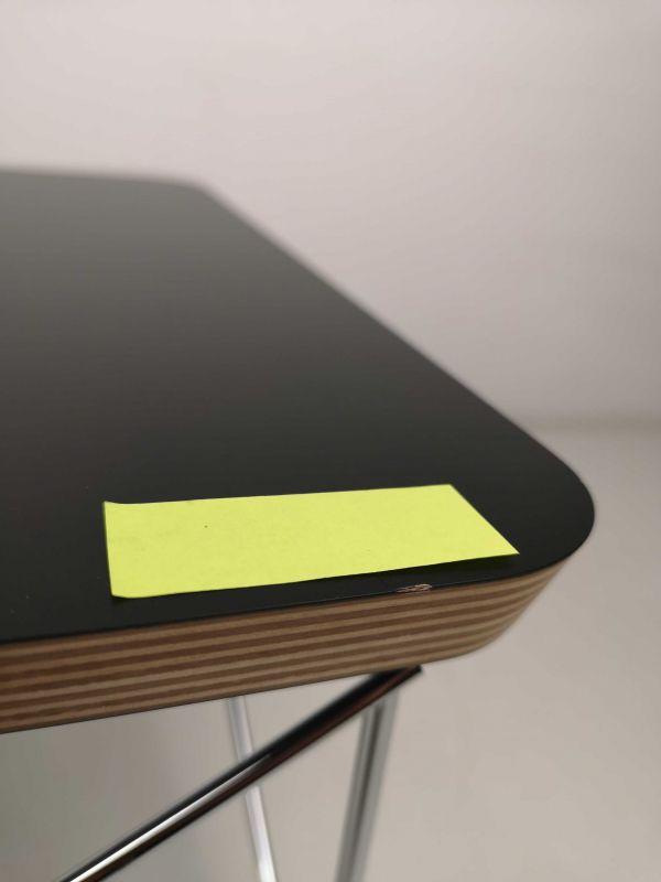 Vitra Outlet - LTR salontafel zwart 39x34