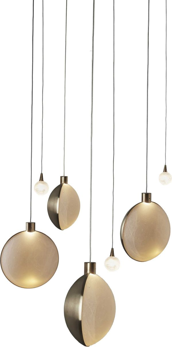 DCW éditions Lune hanglamp LED