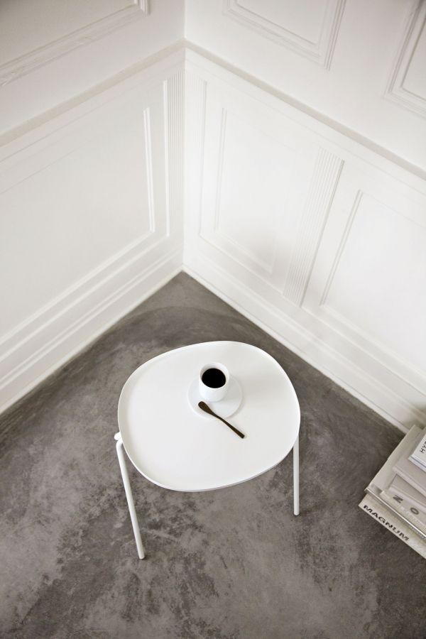 Menu Afteroom Side Table bijzettafel 50x45