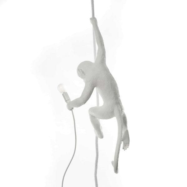 Seletti Monkey Ceiling hanglamp buiten