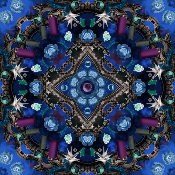 Moooi Carpets Utopian Fairy Tales Fancy vloerkleed 350