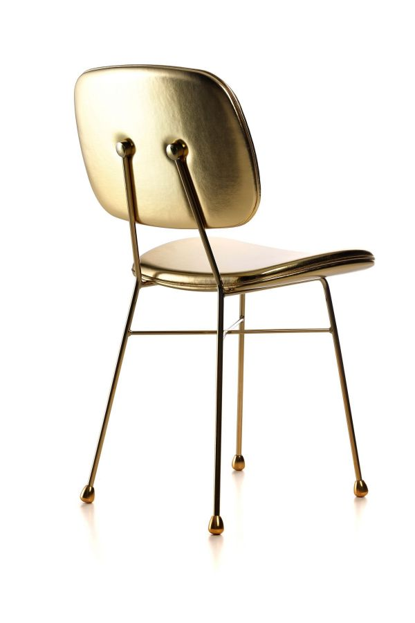 Moooi Golden Chair stoel
