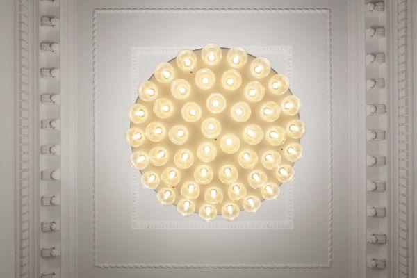 Moooi Prop Light Round Single hanglamp LED