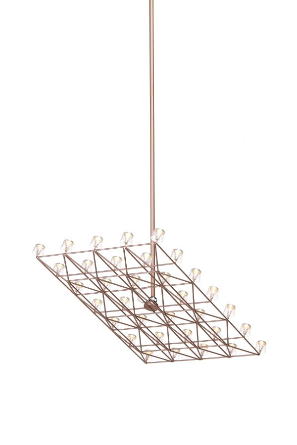 Moooi Space-Frame hanglamp LED small