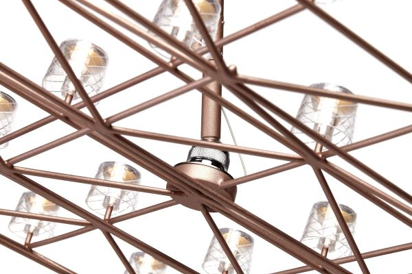 Moooi Space-Frame hanglamp LED
