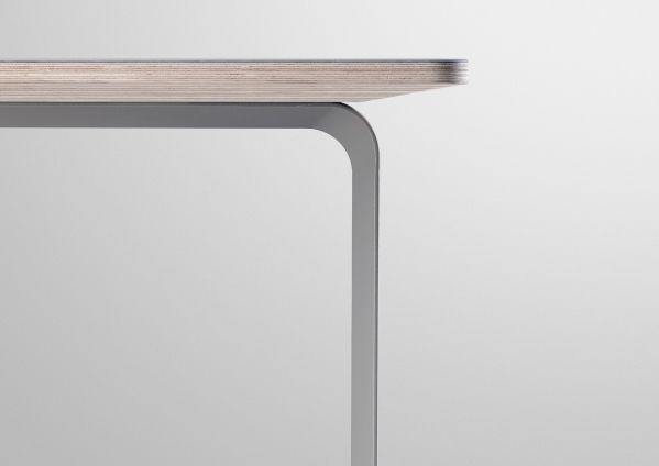 Muuto 70/70 Oak tafel 170x85