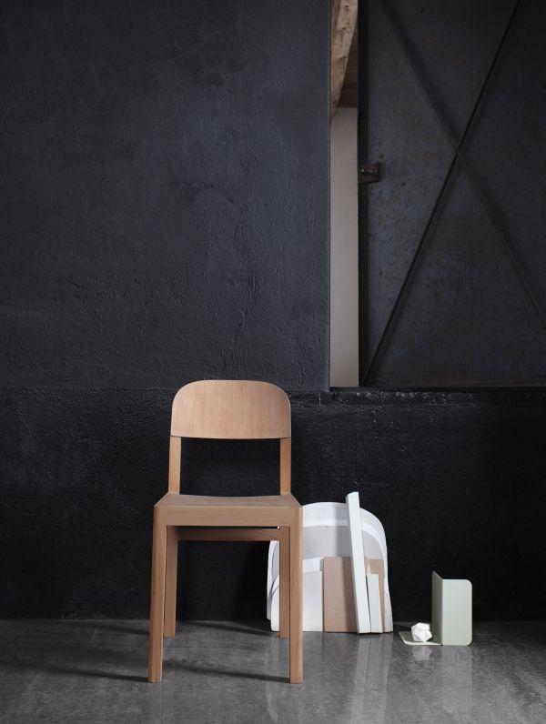 Muuto Workshop stoel