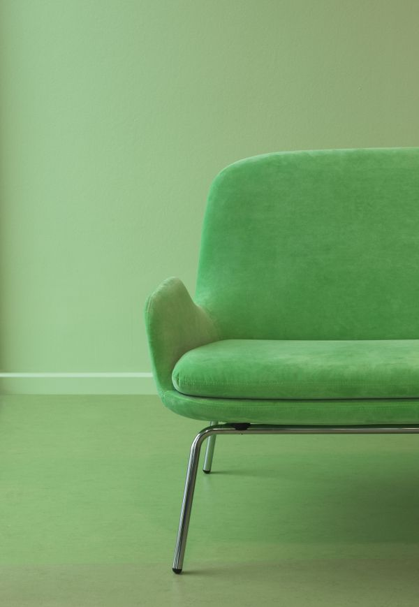Normann Copenhagen Era Sofa bank met stalen onderstel